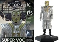 Doctor Who Figurine Collection Part 175: Super Voc (Robots of Death)